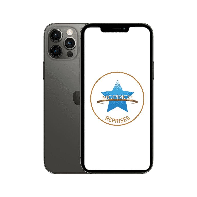 Reprise - Apple iPhone 12 Pro Max 512 Go (Déverrouillé) - Graphite | McPrice Paris Trocadero