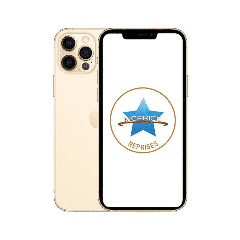 Reprise - Apple iPhone 12 Pro Max 512 Go (Déverrouillé) - Or | McPrice Paris Trocadero