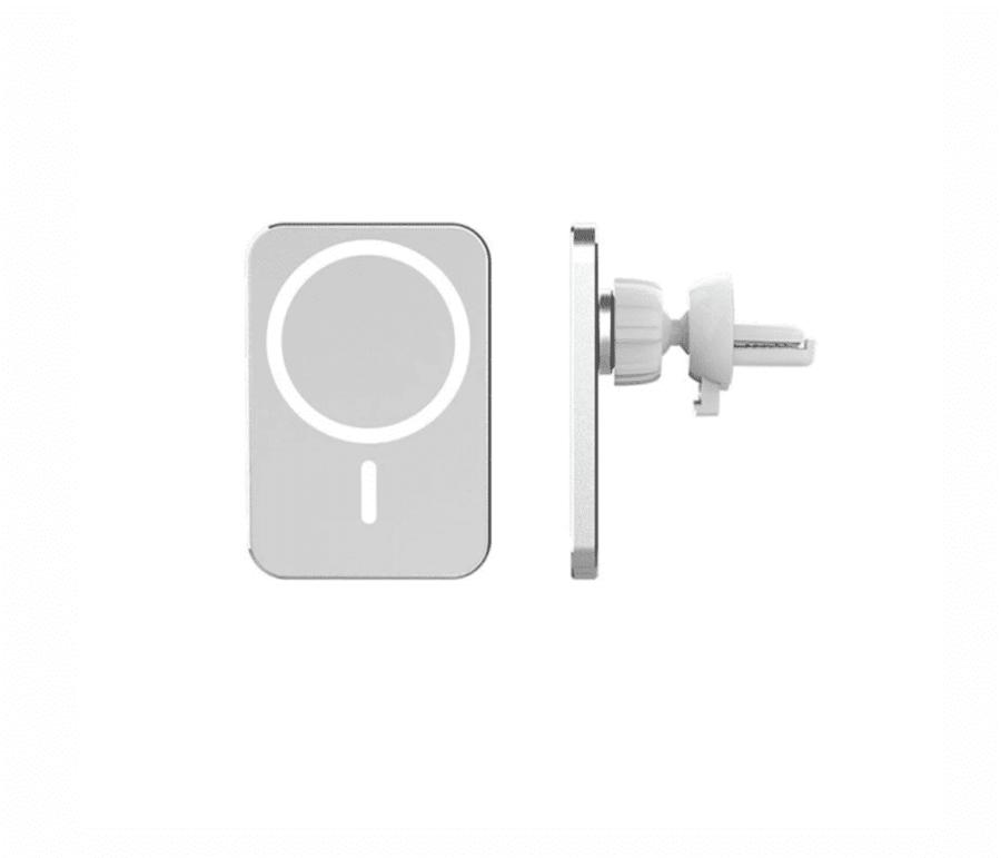 Accessoires Apple | Support Mc Accessory sur grille d'aération de voiture avec MagSafe | McPrice Paris Trocadéro 5