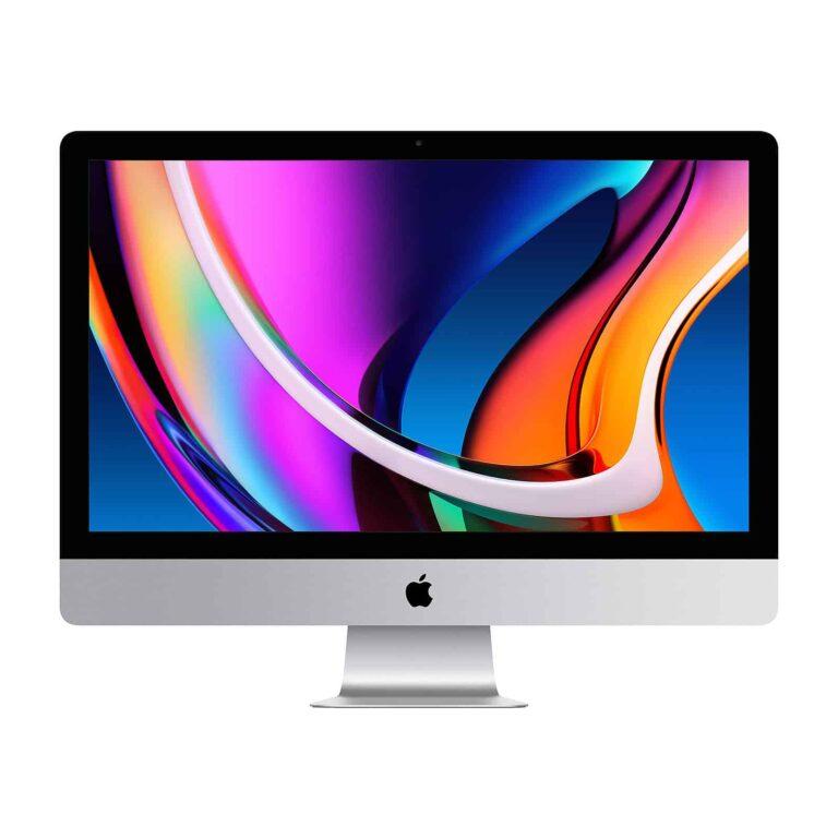 Apple iMac 27 Pouces Retina 5K 3.1 GHz /Intel Core i5/8Go/512 Go SSD/ AMD Radeon Pro 5300M - Neuf Garantie 1 an en Stock   McPrice Paris Trocadéro