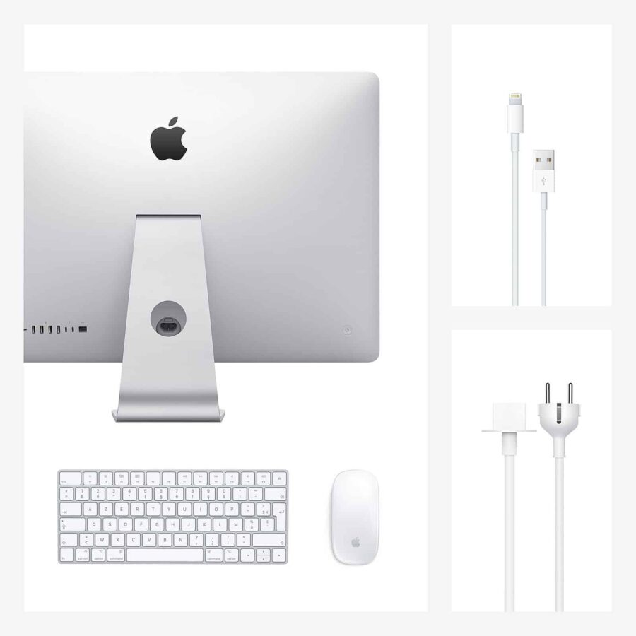 Apple iMac 27 Pouces Retina 5K 3.1 GHz /Intel Core i5/8Go/512 Go SSD/ AMD Radeon Pro 5300M - Neuf Garantie 1 an en Stock | McPrice Paris Trocadéro