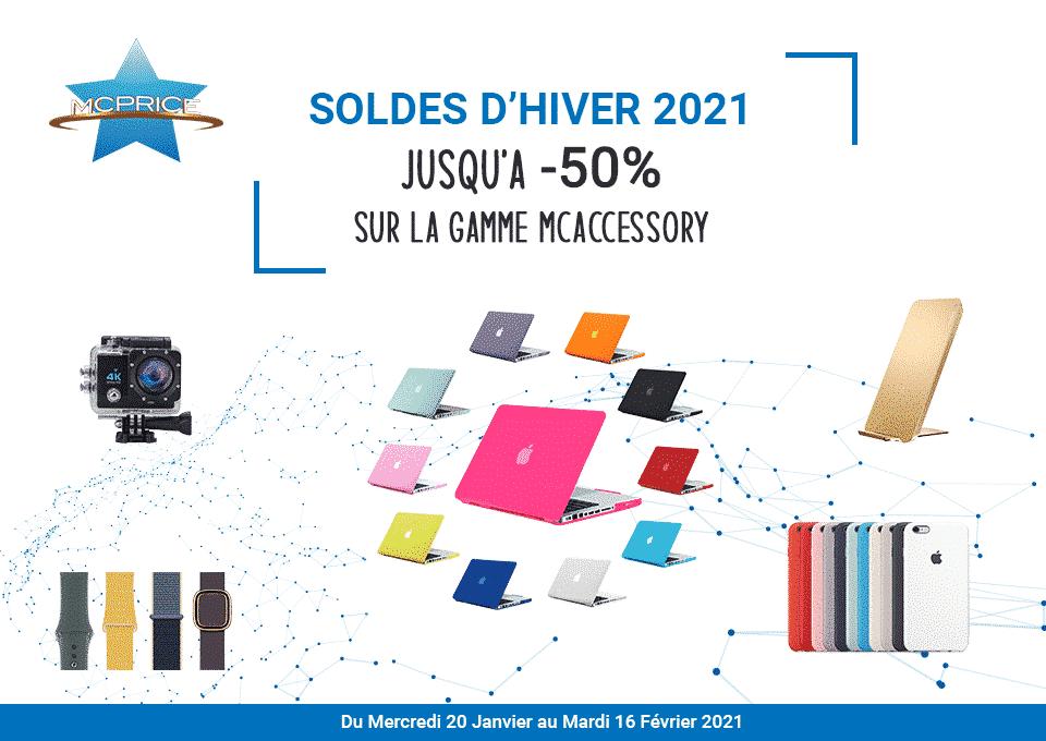 Soldes Hiver 2021 | McPrice Paris Trocadéro