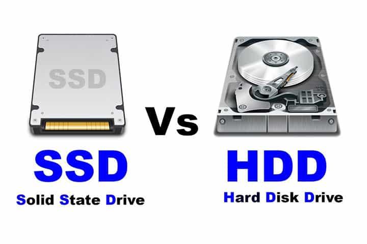 Blog - HDD Vs SSD | McPrice Paris Trocadéro