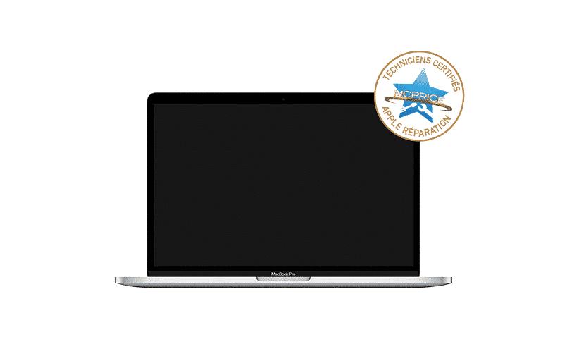 1.Remplacement d'écran cassé MacBook Pro | McPrice Paris Trocadéro