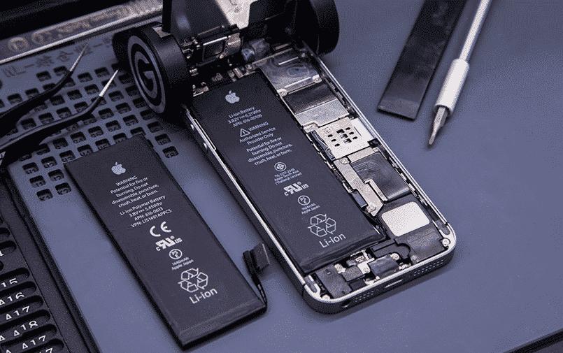 2. Remplacement de la Batterie iPhone | McPrice Paris Trocadéro