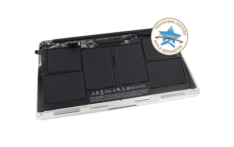 2.Changemen2.Changement de Batterie MacBook Air | McPrice Paris Trocadérot de Batterie MacBook | McPrice Paris Trocadéro