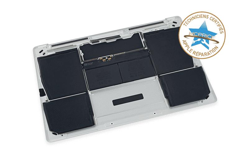 2.Changement de Batterie MacBook | McPrice Paris Trocadéro