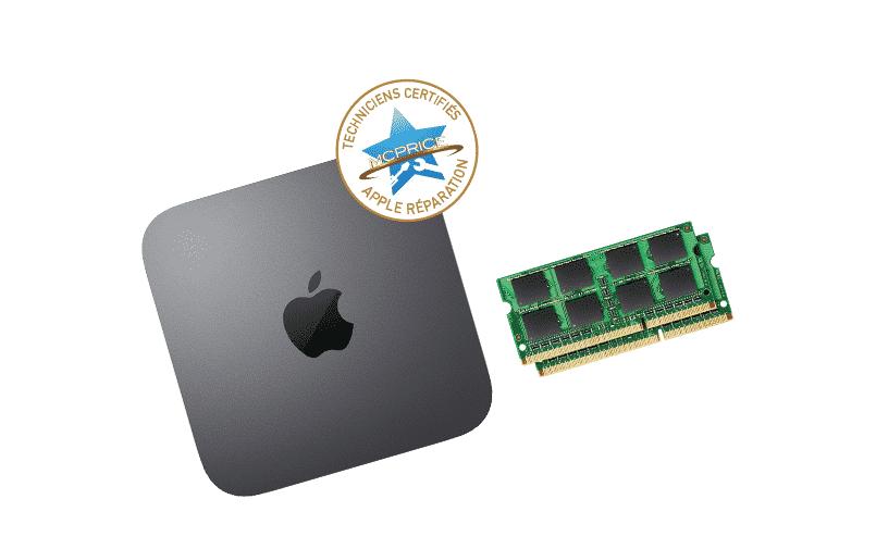 2.Changement de la RAM Mac Mini   McPrice Paris Trocadéro