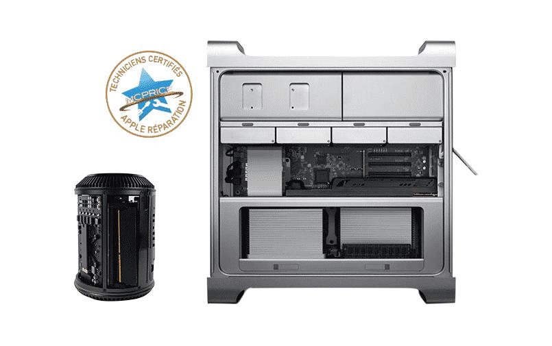 2.Changement de la RAM Mac Pro | McPrice Paris Trocadéro