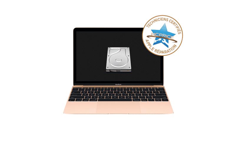 4.Changement du SSD MacBook | McPrice Paris Trocadéro