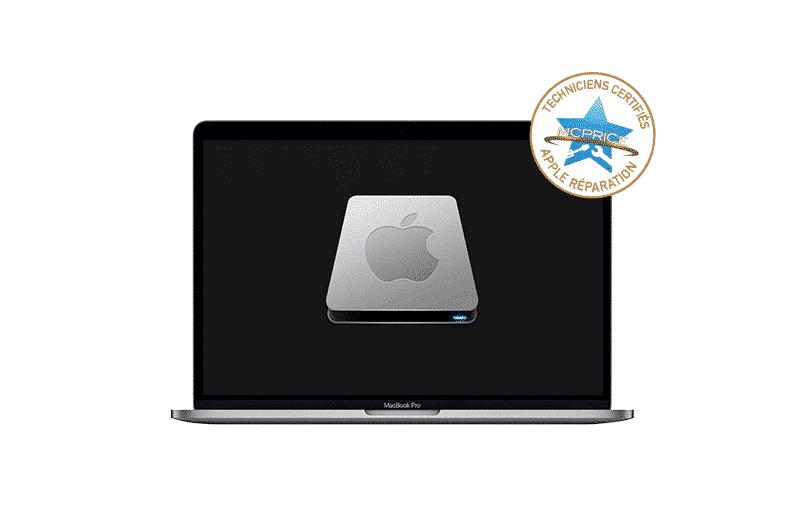 4.Changement du SSD ou HDD MacBook Air | McPrice Paris Trocadéro