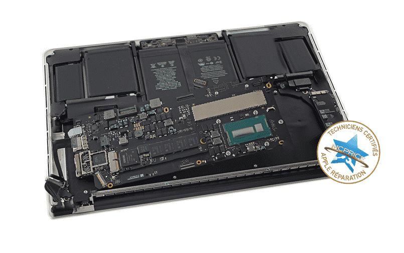 6.Remplacement Carte Mère MacBook Pro | McPrice Paris Trocadéro