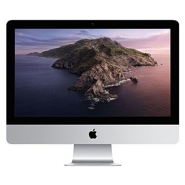 Apple iMac 21 Pouces 2.3 GHz /Intel Core i5/8Go/256Go SSD/Intel Iris Plus Graphics 640 | Neuf en Stock | McPrice Paris Trocadéro