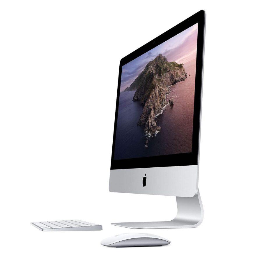 Apple iMac 21 Pouces Écran Retina 4K 3,6 GHz /Intel Core i3/8Go/256Go SSD/AMD Radeon Pro 555X | Neuf en Stock | McPrice Paris Trocadéro