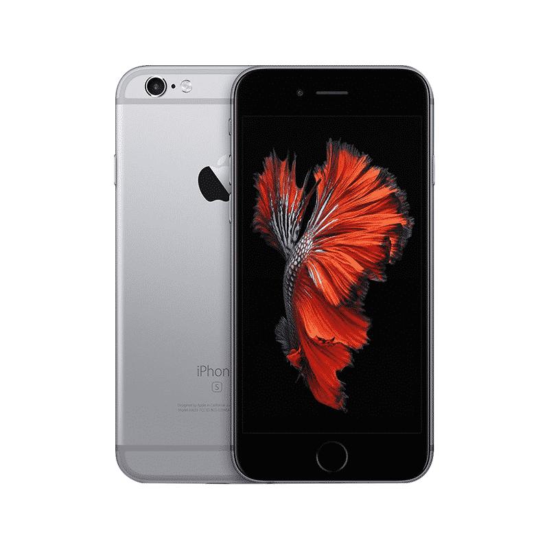 Apple iPhone 6S Gris Sidéral McPrice Paris Trocadero v1