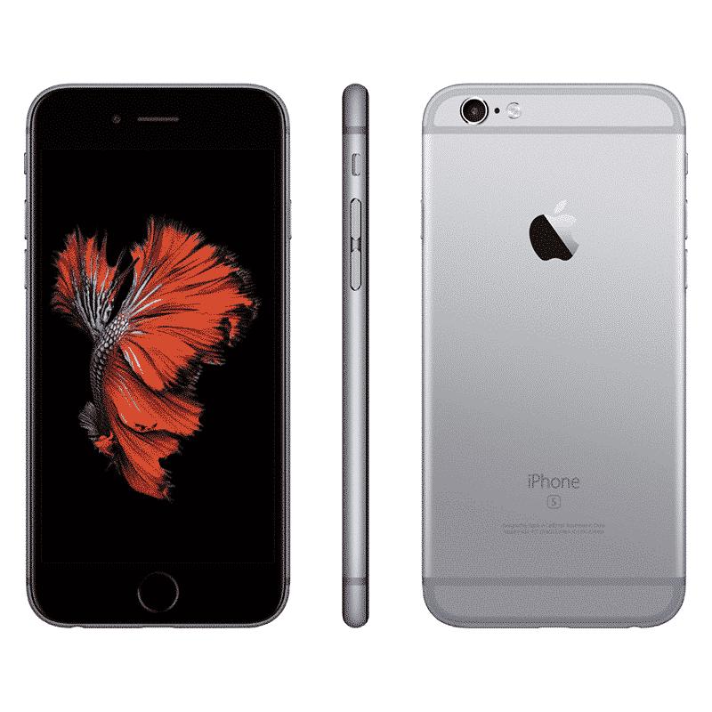 Apple iPhone 6S Gris Sidéral McPrice Paris Trocadero v2