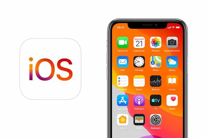 Blog - Liste des modèles Apple iPhone compatibles avec iOS _ McPrice Paris Trocadéro