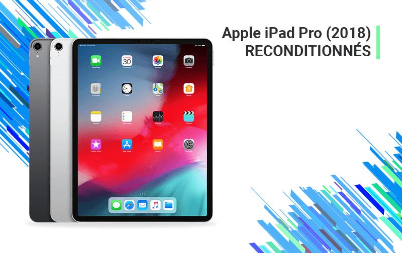 06- Offre du Moment iPad pro 2018 Reconditionnés - McPrice Paris Trocadéro