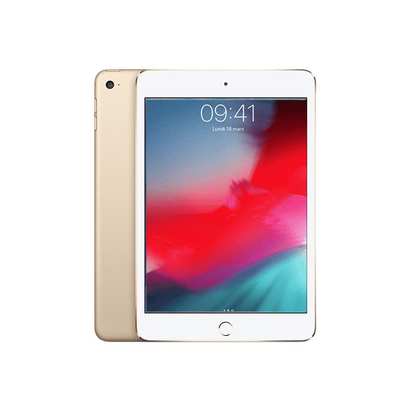 Apple iPad Mini 4 - Gold - Wifi | McPrice Paris Trocadéro