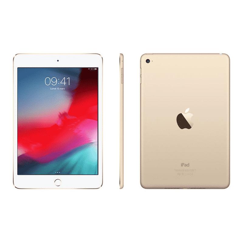 Apple iPad Mini 4 16Go - Gold - Wifi   McPrice Paris Trocadéro