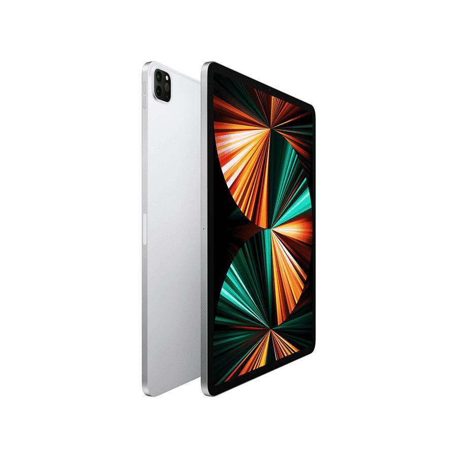 Apple iPad Pro (2021) 12,9 pouces 128 Go Wi-Fi + Cellular - Argent   McPrice Paris Trocadéro