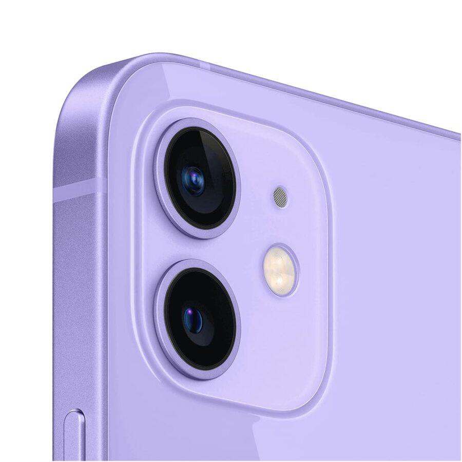 Neuf  Apple iPhone 12 256 Go - Mauve  McPrice Paris Trocadéro