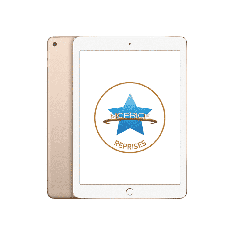Reprise Apple iPad 10,2 Pouces (8ème génération) Wifi 128 Go - Or | McPrice Paris Trocadéro