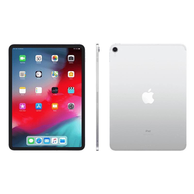 Apple iPad Pro 12.9 pouces 512 Go Wi-Fi/Cellular - Argent - Reconditionné Garantie 1 an en Stock | Paris Trocadéro