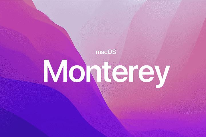 Blog - MacOS Monterey