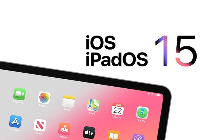 Blog - iPad iOS 15 Comptabilité