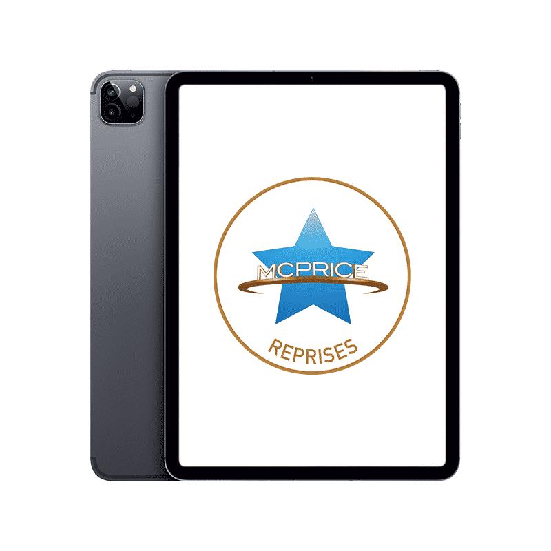 Reprise Apple iPad Pro 12,9 Pouces (2021) Wifi + Cellular 128 Go - Gris Sidéral | McPrice Paris Trocadero