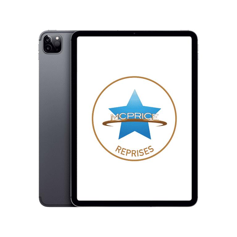 Reprise Apple iPad Pro 12,9 Pouces (2021) Wifi + Cellular 2 To - Gris Sidéral | McPrice Paris Trocadero