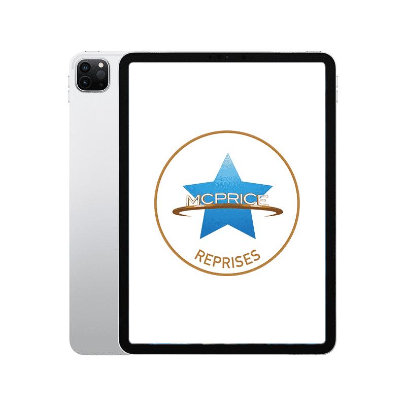 Reprise Apple iPad Pro 12,9 Pouces (2021) Wifi + Cellular 256 Go - Argent | McPrice Paris Trocadero