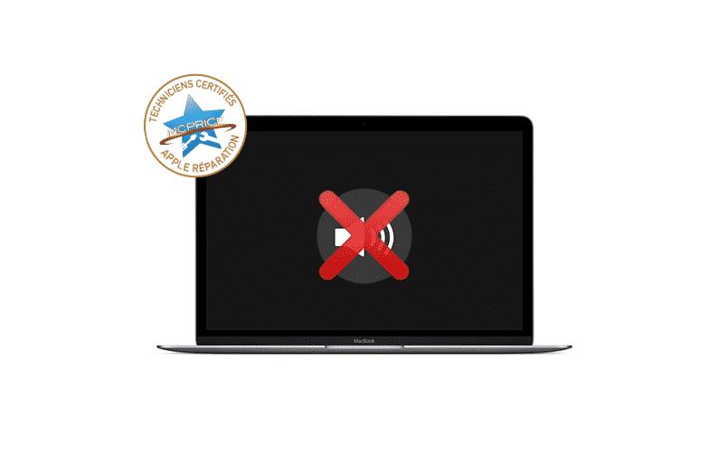 9.Problème de son MacBook | McPrice Paris Trocadéro