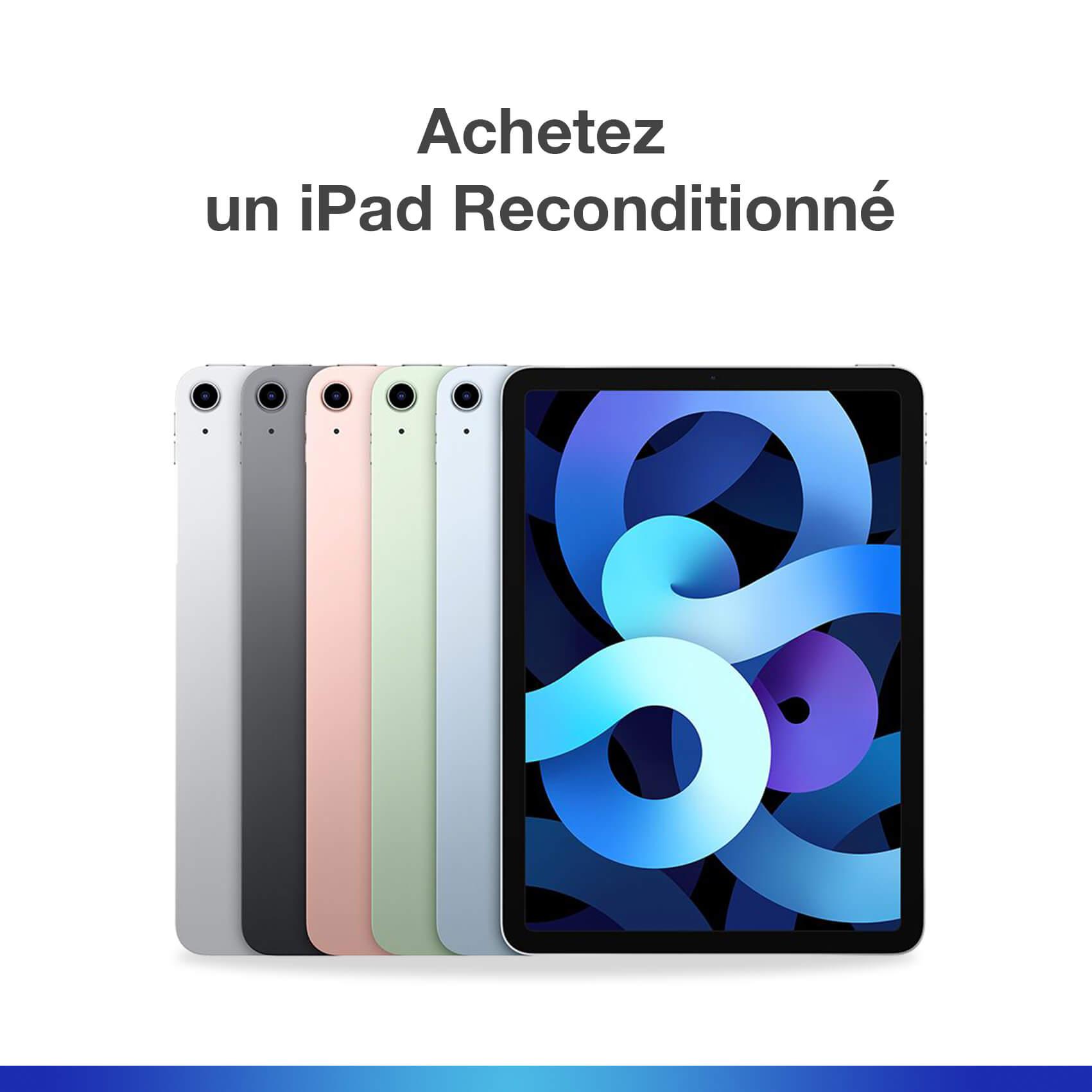 Achetez un iPad Reconditionné| McPrice Paris Trocadéro