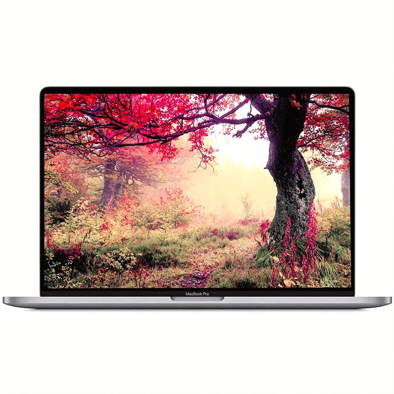 Apple MacBook Pro 16 Pouces Reconditionné 2.6 GHz 6 Cœurs i7 16Go 512Go SSD AMD Radeon Pro 4Go - Gris Sidéral   McPrice Paris Trocadéro
