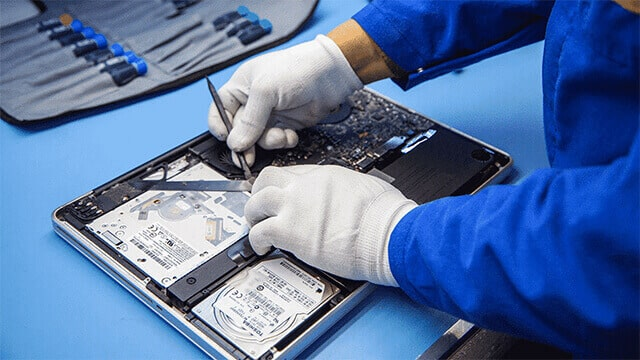 Atelier Reparation MacBook | McPrice paris Trocadero