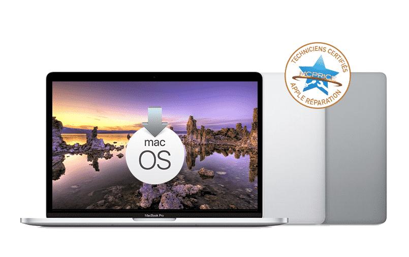 7.Problème MacOS MacBook Pro | McPrice Paris Trocadéro