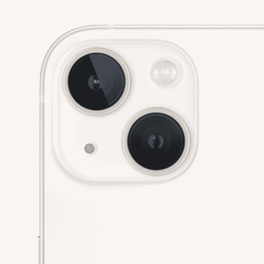 Apple iPhone 13 256 Go - Lumière Stellaire - Neuf | McPrice Paris Trocadero