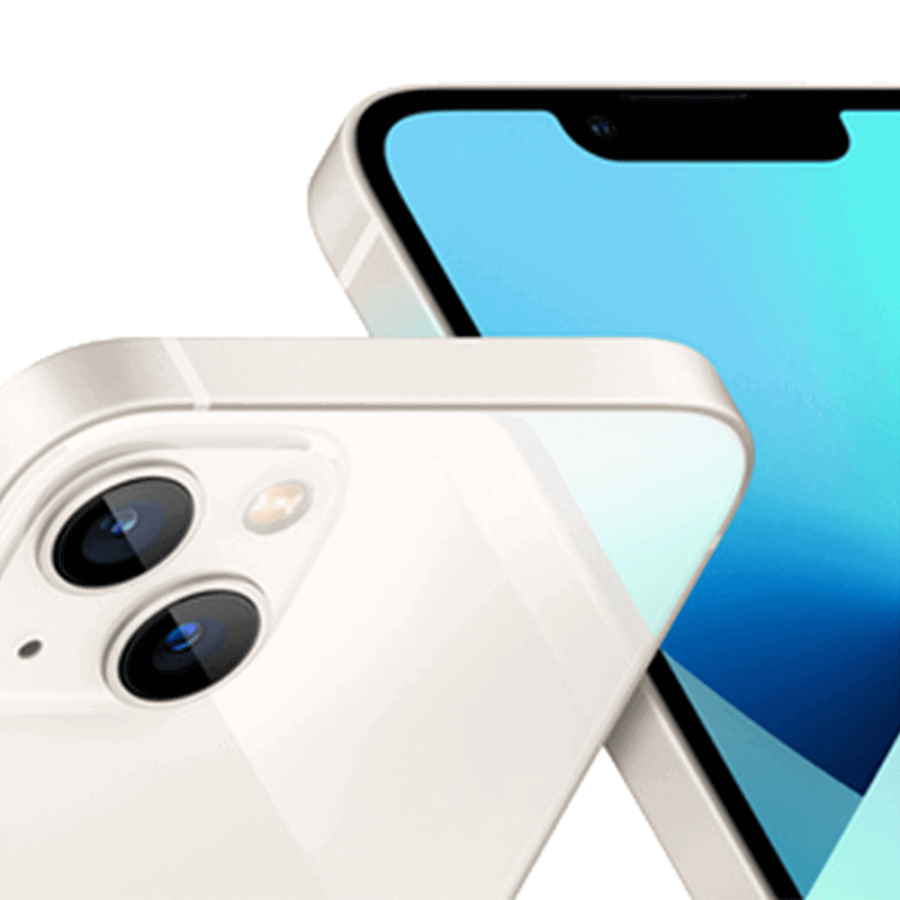 Apple iPhone 13 512 Go - Lumière Stellaire - Neuf | McPrice Paris Trocadero