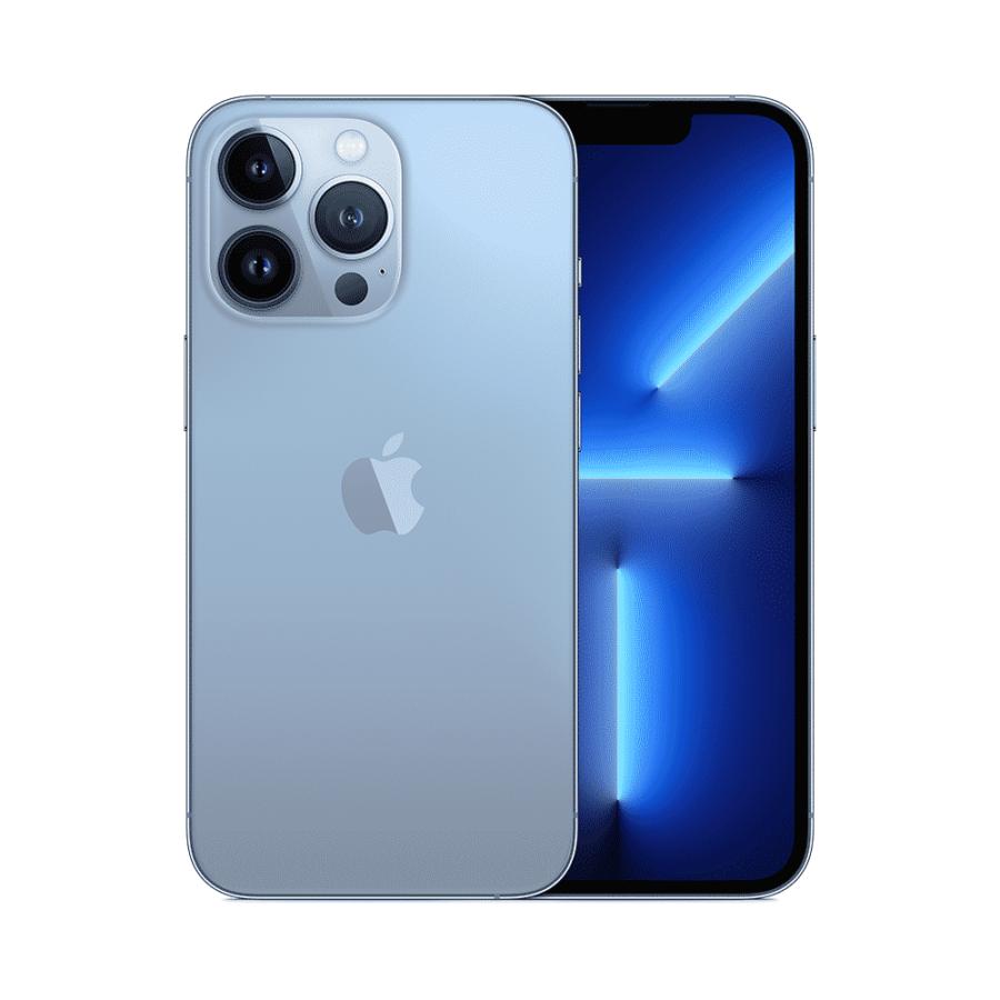 Apple iPhone 13 Pro 128 Go - Bleu Alpin - Neuf | McPrice Paris Trocadero