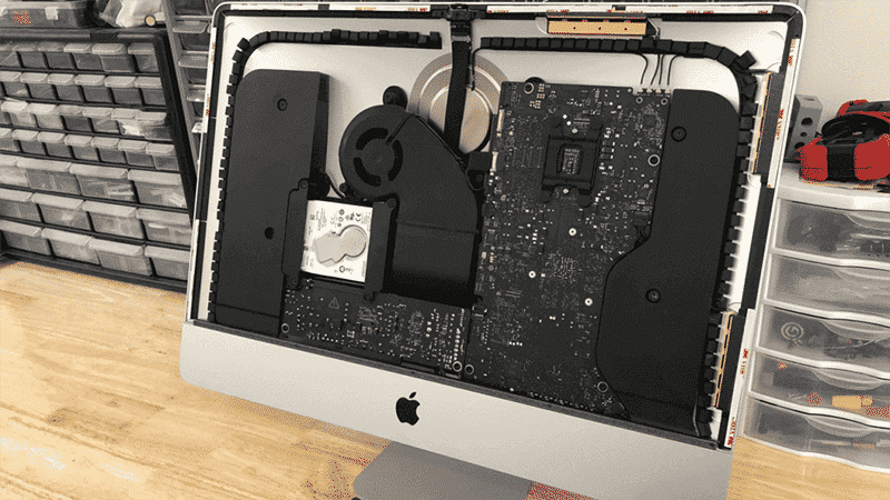 Atelier Réparation iMac   McPrice paris Trocadéro