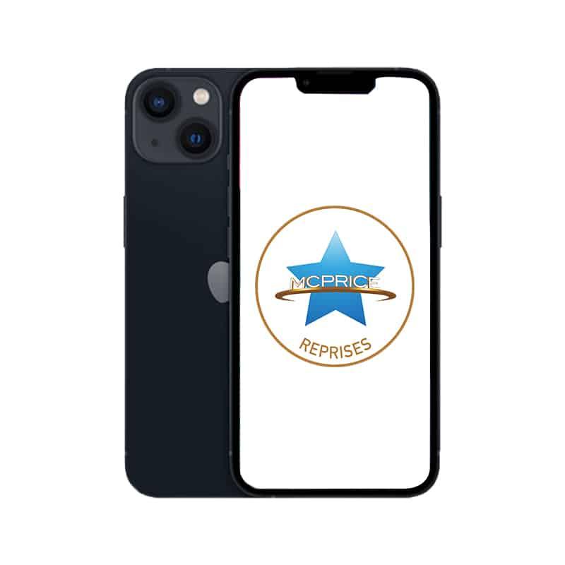 Reprise Apple iPhone 13 128 Go (Déverrouillé) - Minuit   McPrice Paris Trocadero