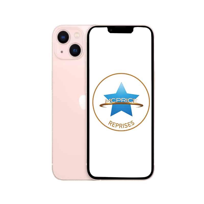 Reprise Apple iPhone 13 128 Go (Déverrouillé) - Rose |McPrice Paris Trocadero